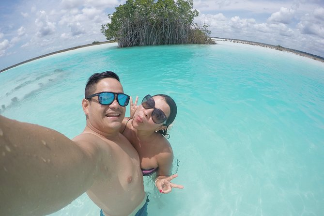 Private Excursion to Bacalar from Playa del Carmen