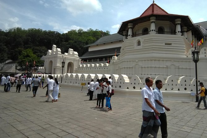 Private all inclusive Day trip Kandy & with your selected attractions