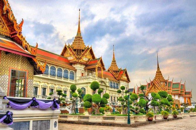 Amazing Bangkok Tour with Royal Grand Palace, Wat Phra Kaew & Wat Arun