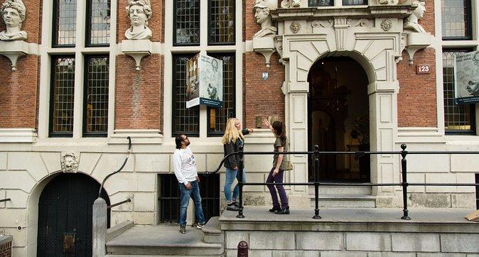 Private Amsterdam Like Rembrandt Tour