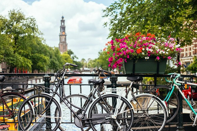 Private Amsterdam History Tour: Jordaan & Canals