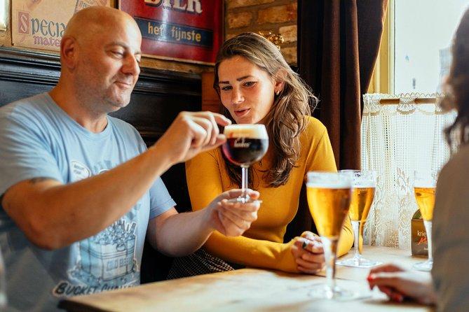 Drinks & Bites in Bruges Private Tour