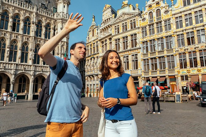Private 90 minutes Kickstart Tour of Brussels