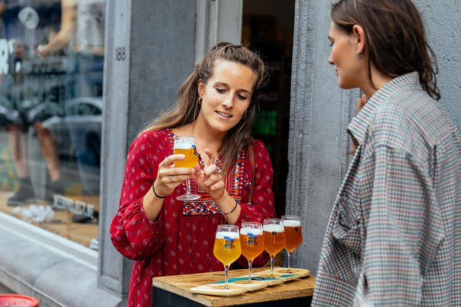 Beers, Breweries & Brussels Private Tour