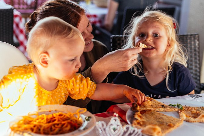 Rome Best Private Family Food tour