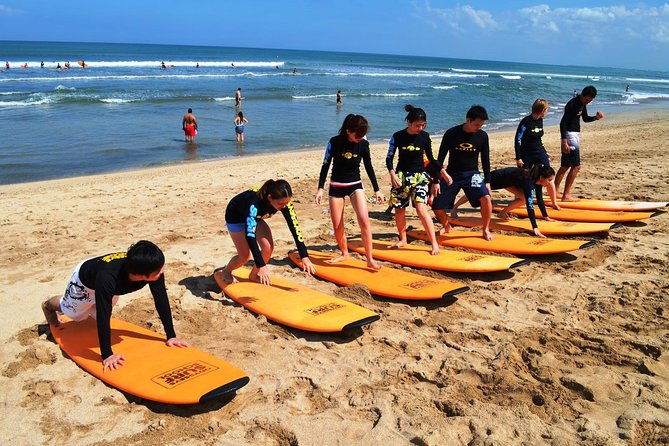 Bali Odyssey Surf School