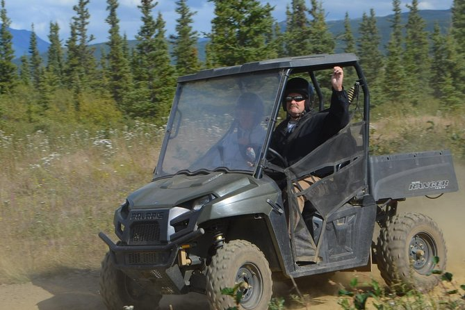 Polaris Side By Side Atv >> Alaskan Back Country Side By Side Atv Adventure With Meal
