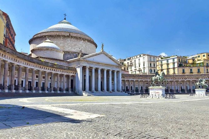 Kids & Families Tour of Naples with Children-Friendly Guide Pizza & Gelato