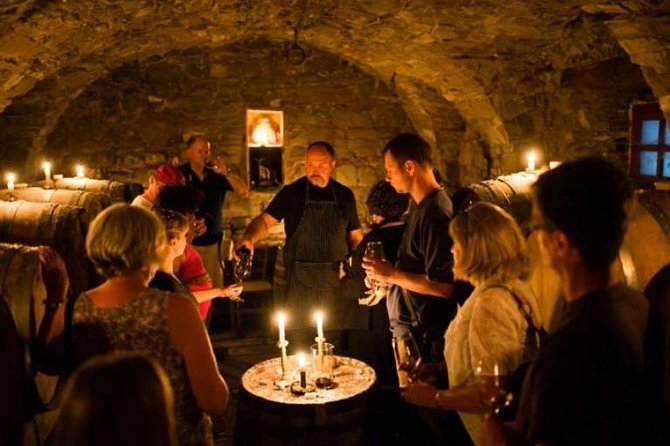 UNESCO Skocjan Caves and Karst Wine and Food Day Trip from Ljubljana or Bled