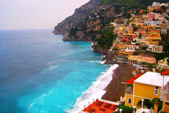 Amalfi Coast: full-day tour from Rome with assistant