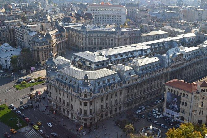 Excursion privée d'une journée à Bucarest et au-delà
