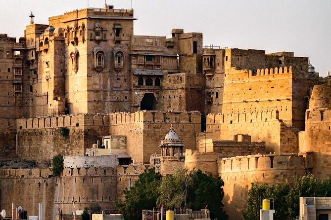 Jaisalmer City Tour Private