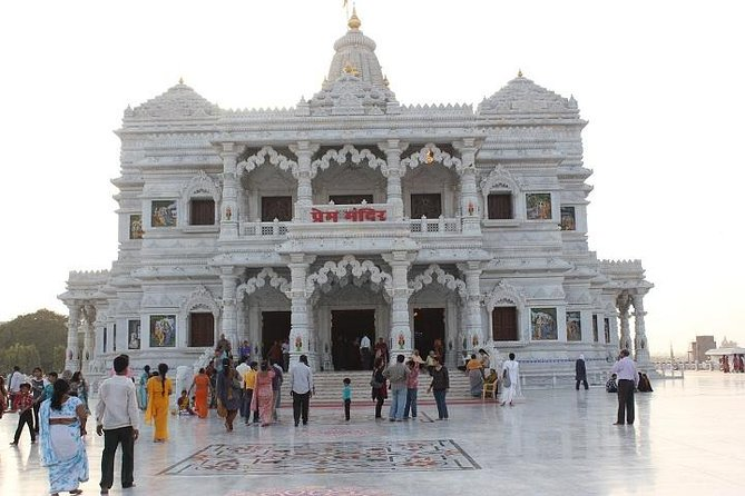 Private Mathura and Vrindavan Day Tour from Delhi
