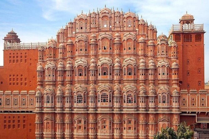 Private Jaipur Day Tour from New Delhi
