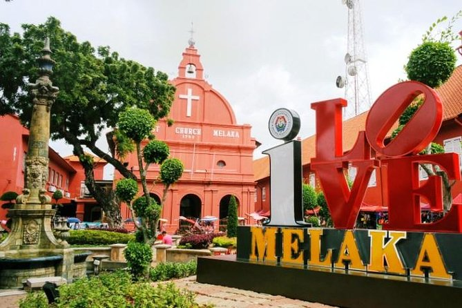 Malacca Self-Guided Day Trip from Singapore by VIP Minivan (Drive-thru border)