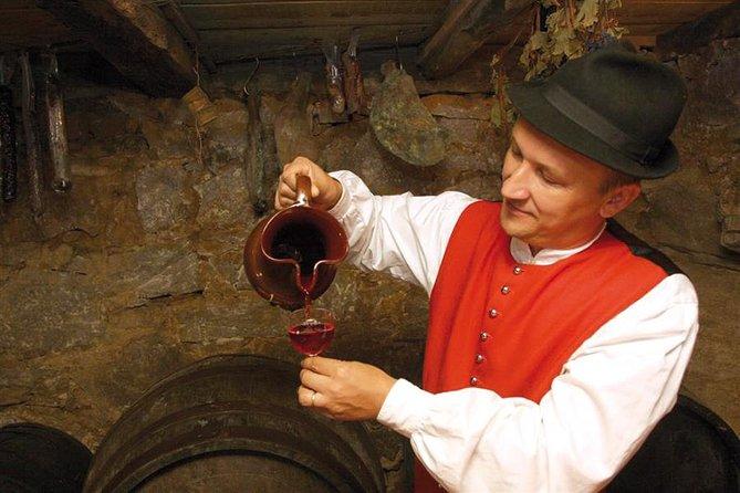 Dolenjska Wine and Traditional Food Full Day Trip