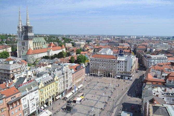 Best of, Zagreb - Croatia's Capital in a day, Full Day Trip from Ljubljana