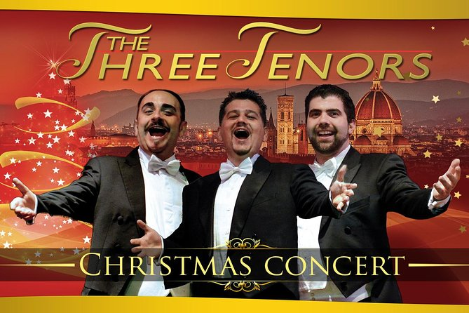 The Tenors Christmas Tour 2021 The Three Tenors In Christmas Concert 2021 Florence