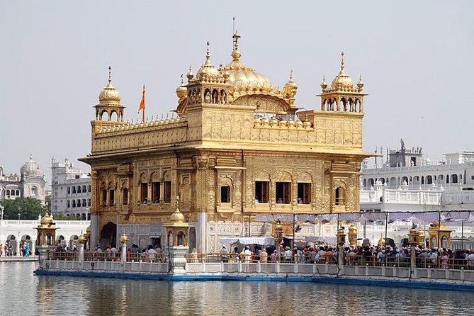 Full-Day City Tour of Amritsar visit Golden Temple & India-Pakistan Border