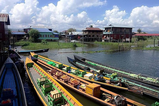 Inle Lake Private Day Tour from Nyaungshwe