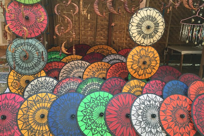 Private Full-Day Sagaing-Ava-Amarapuya Tour from Mandalay