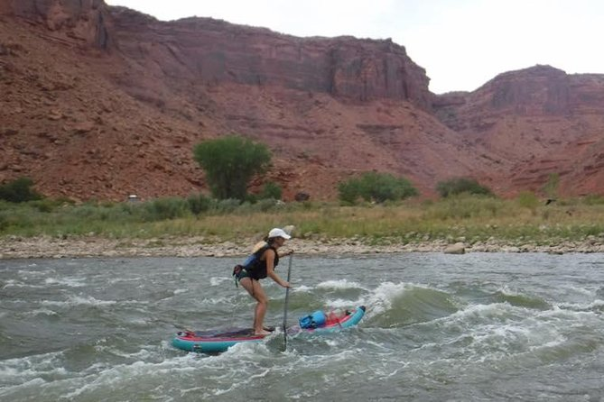 Moab Stand Up Paddleboarding: Splish and Splash Tour