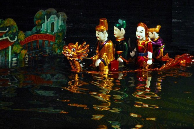Private Tour: Hanoi Highlights in Full Day