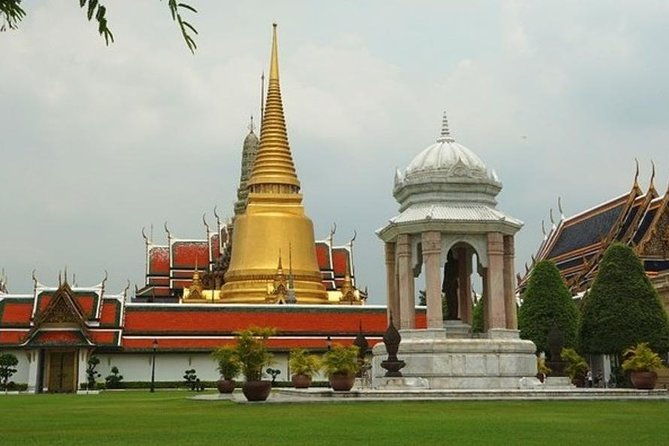 Private Day Tour: Bangkok Famous Temples sightseeing with Chinatown