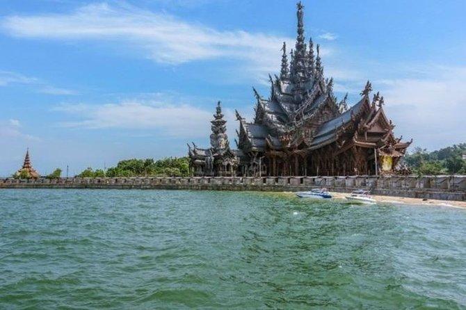 Private Day Tour: Exploring of Beautiful Pattaya