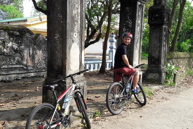Private Half-Day Bike Tour from Hue