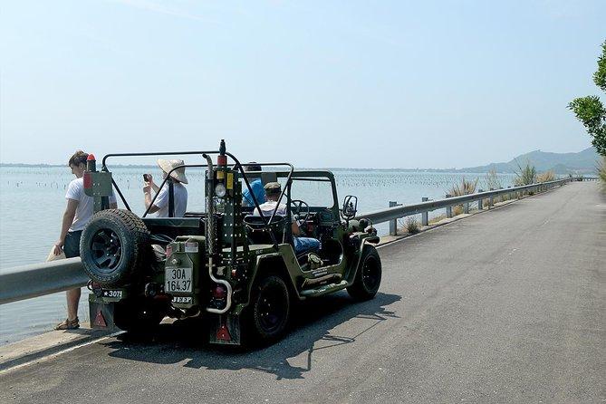 Hai Van Pass Explorer by Jeep