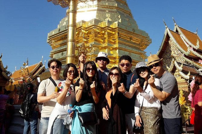 Doi Suthep Temple and Mhong Village photo 1