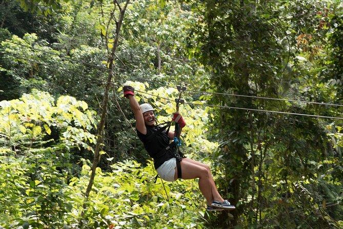 Treetop Adventure Park Canopy Tour