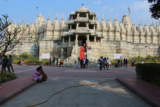 Private Day Trip to The Jain Temple, Ranakpur from Udaipur photo 1