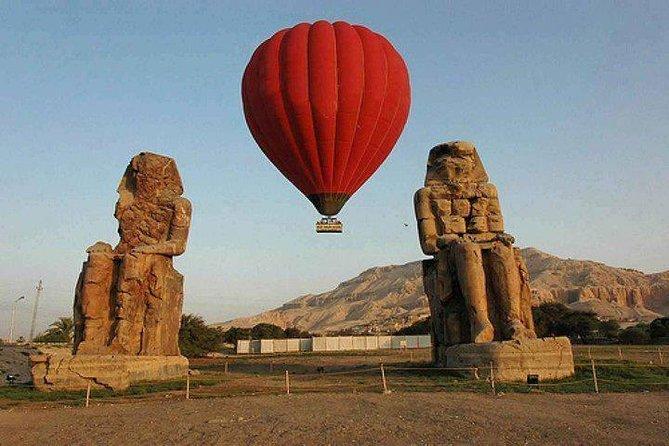 Hot Air balloon Trip in Luxor