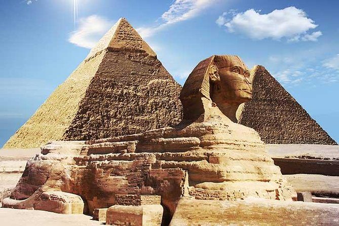 Giza Pyramids & Sphinx and Egyptian museum Full day Guided Tour photo 20