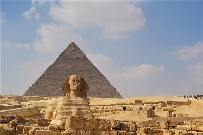 Giza Pyramids & Sphinx and Egyptian museum Full day Guided Tour photo 23
