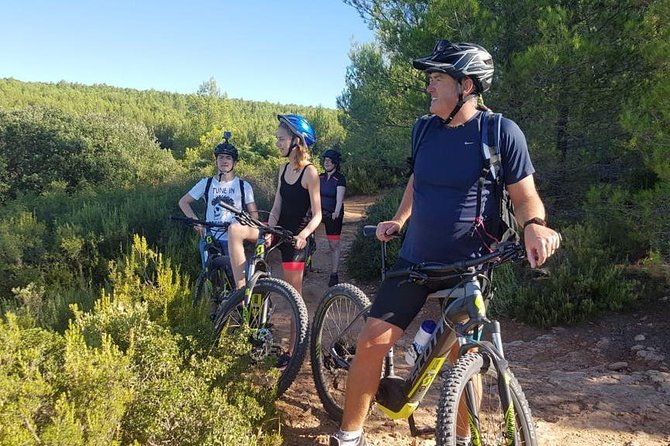 E-Bike tour of Sainte Victoire Mountain, Aix-en-Provence