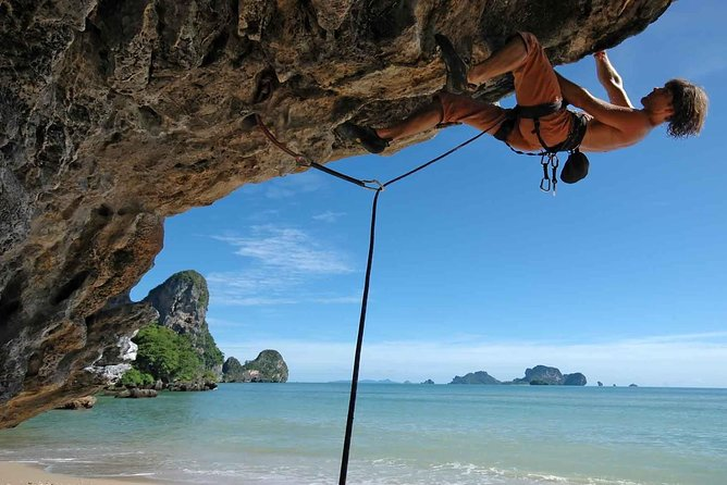 2 Days Rock Climbing Course at Railay Beach by King Climbers