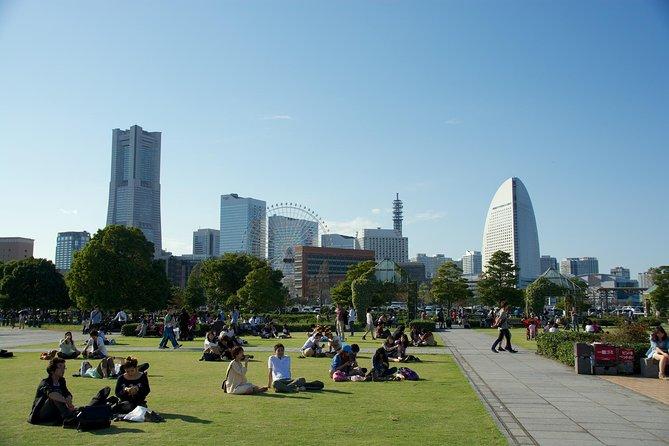 Yokohama Like a Local: Customized Private Tour
