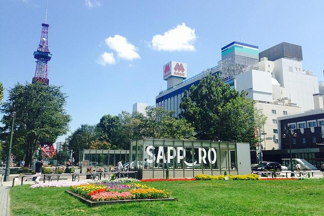 Sapporo Like a Local: Customized Private Tour