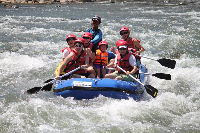 Kiulu White River Rafting