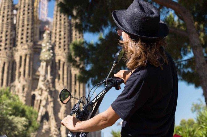 Sagrada Família eScooter Tour
