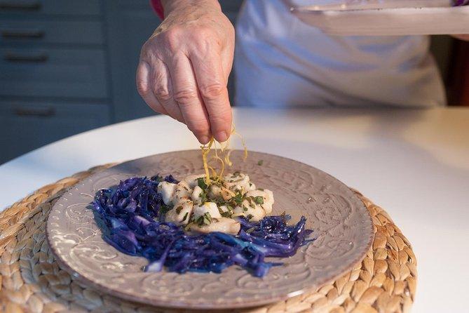 Privat madlavningsklasse på Cesarinas hjem med smag i Aosta