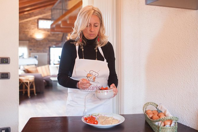 Private Cooking Class at a Cesarina's Home with Tasting in Ascoli Piceno