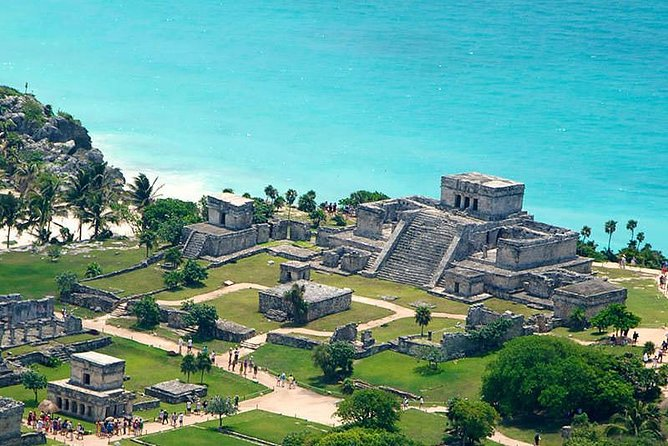 Tulum Ruins Tour (Half Day)