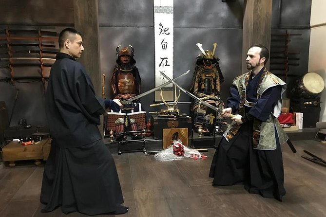 60-Min. Introduction to Samurai : Long Sword & BoShuriken