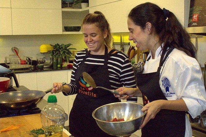 Peruvian Cooking Class & Market Tour