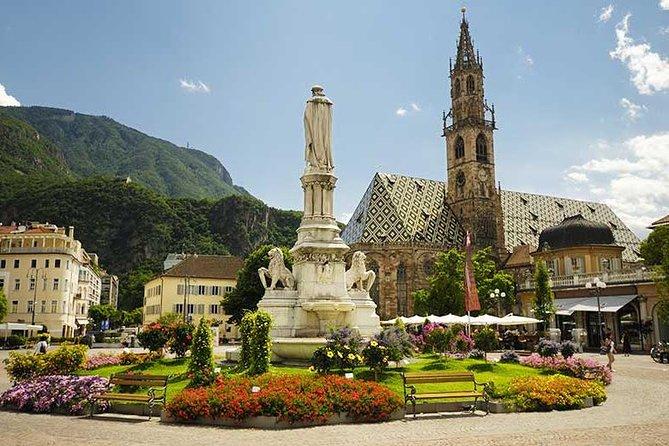 From Garda Lake Bolzano & Renon Plateau guided day Tour