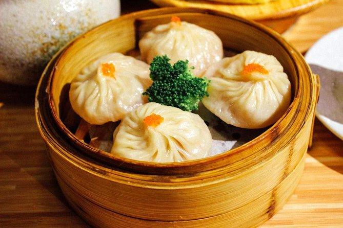 CHAM SPA MASSAGE & DIM SUM DINNER AT HAI CANG RESTAURANT